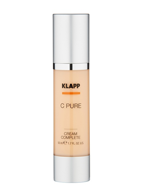 Klapp C PURE Cream Complete 45 Ml Renksiz